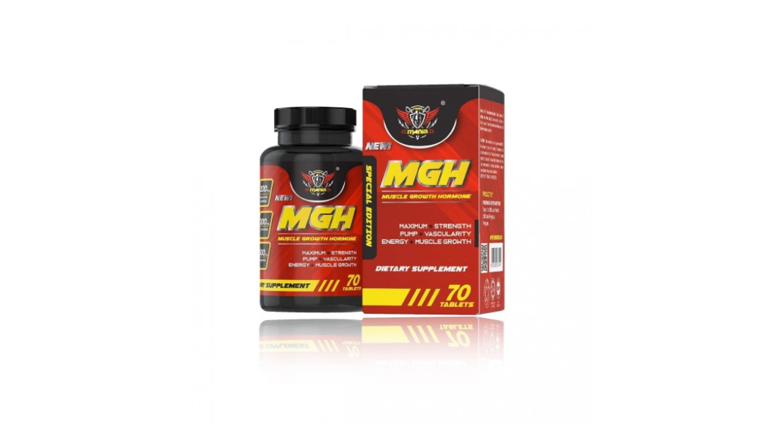 MGH (Energy & Muscle Booster)